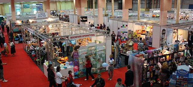 Fundatia Nadia Comaneci merge la KIDEX 2011