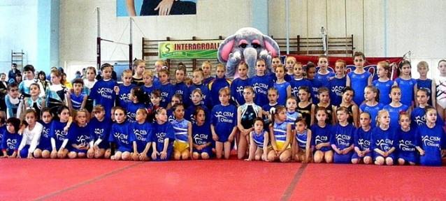 Fundaţia Nadia Comăneci susţine gimnastica românească