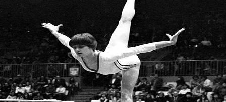 18 iulie! 36 ani de la primul 10 din istoria gimnasticii mondiale!