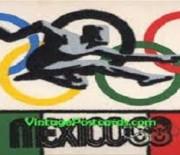 Jocurile Olimpice – Mexico, 1968