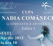 Cupa Nadia Comaneci la gimnastica artistica – Prima editie