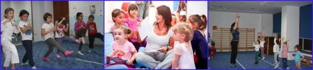 Cursuri gratuite pentru copii in cadrul campaniei Kids Move