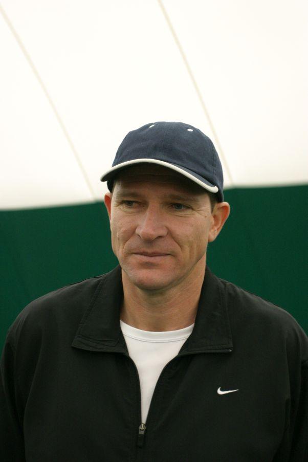 Adrian Marcu fostul antrenor de tenis al Simonei Halep