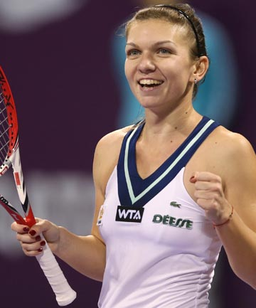 Simona Halep, direct in turul II la Indian Wells