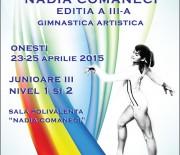 Finala pe aparate si individual compus la Cupa Nadia Comaneci