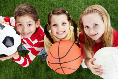 4 sporturi pentru dezvoltarea copilului