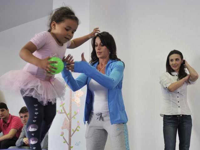 Practicarea sportului, o activitate benefica pentru viitorul adult