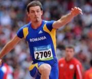 Atletism-CE: Medalie de bronz obținută de Marian Oprea, la triplusalt