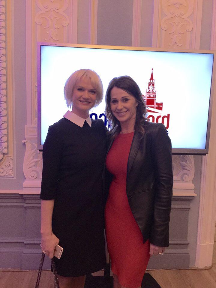 Nadia Comaneci si Svetlana Khorkina