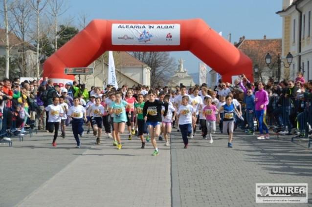 Marian Oprea va invita la Alba Iulia City Race
