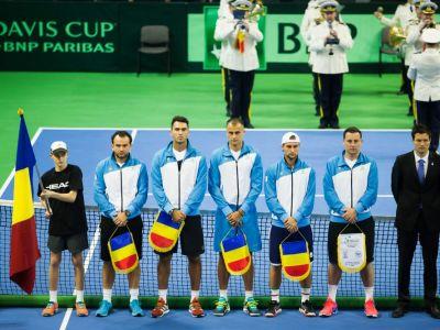 Cupa Davis: România a învins Israelul, prin punctul reușit de perechea Mergea/Tecău