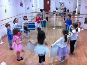 minime baby dance