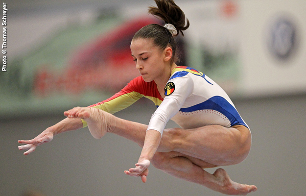 Jocurile Europene de la Baku 2015. Gimnastele s-au clasat pe locul al 7-lea