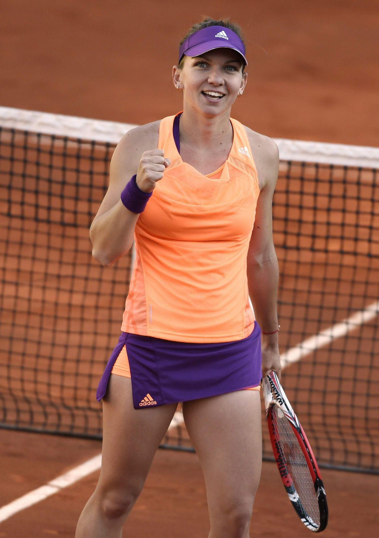 Simona Halep: Semifinale Roland Garros 2014 - Fundatia Nadia Comaneci