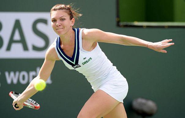 Simona Halep joaca joi in optimile turneului de la Toronto