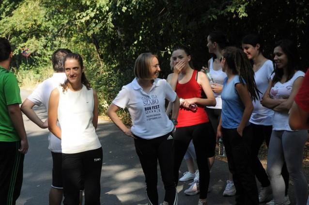 """A X-a editie a competitiei """"Gabriela Szabo RUNFEST"""" are loc pe 9 mai la Bistrita"""