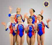Lotul national feminin de gimnastica participa in perioada 17 - 19 aprilie la Campionatele Europene de Gimnastica de la Montpellier