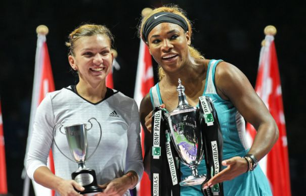 Simona Halep si Serena Williams vor juca in semifinala la Miami Open