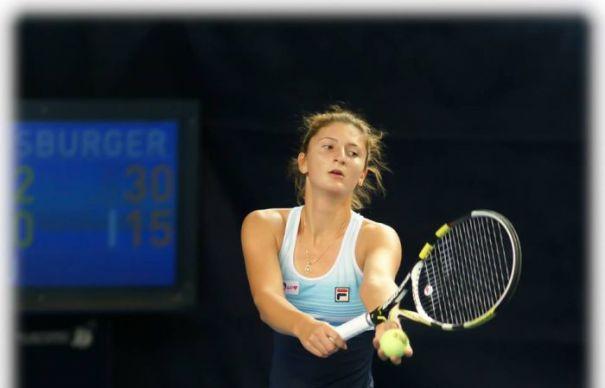 Irina Begu s-a calificat pentru prima data in cariera in turul al treilea la Roland Garros