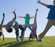 Sport pentru copii pana la sfarsitul saptamanii
