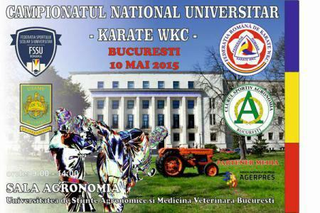 Federatia Romana de Karate WKC organizeaza doua competitii nationale in weekend