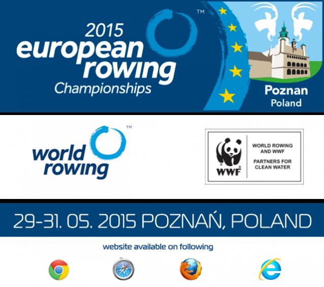 Canotaj: Sportivii romani au ca obiectiv cucerirea a doua medalii la Europenele de la Poznan