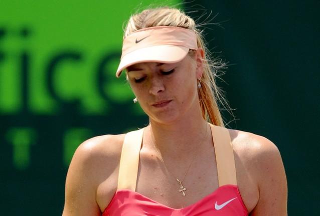 Maria Sarapova, eliminata in semifinale la Madrid Open