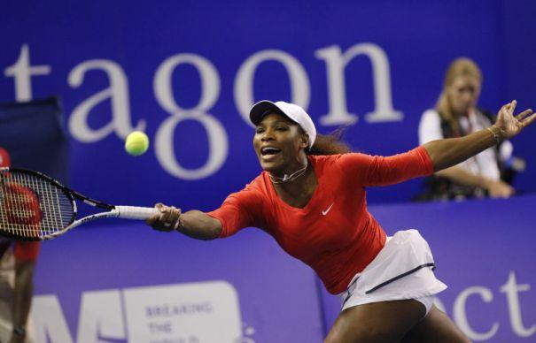 Serena Williams a invins-o pe Victoria Azarenka la turneul de la Madrid