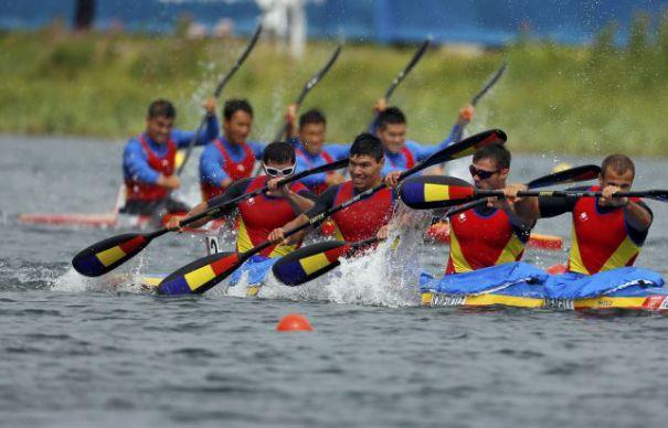 Jocurile Europene Baku 2015: Romania, aproape de prima medalie, la kaiac