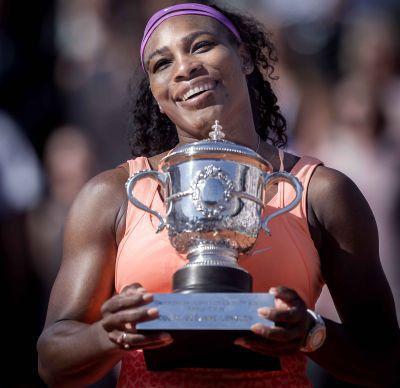 Serena William, a castigat turneul de la Roland Garros 2015