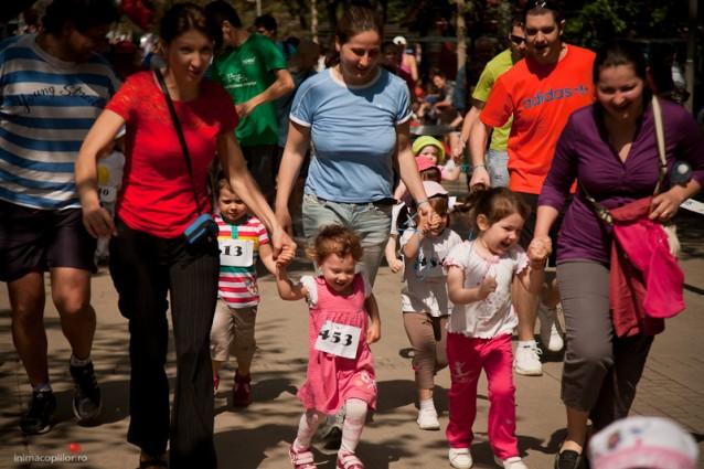 Sport pentru copii la sfarsit de vara