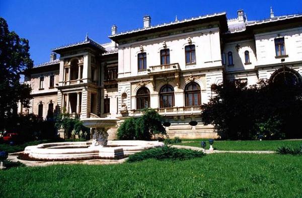 Cotroceni, casa de vis a reginei Maria