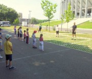 Sport de weekend pentru copii