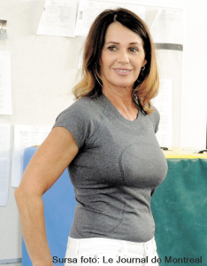 Nadia Comaneci Montreal