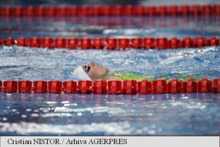 Prima medalie de aur la Festivalul Olimpic al Tineretului European
