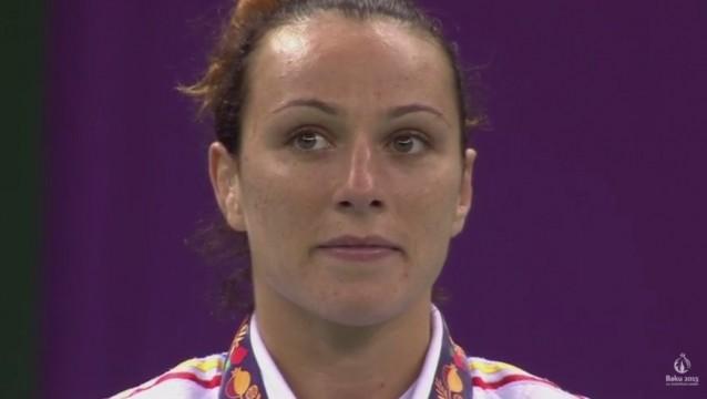 Andreea Chitu, argint la Campionatele Mondiale de Judo