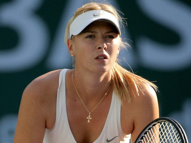 Maria Sarapova nu va participa la US Open