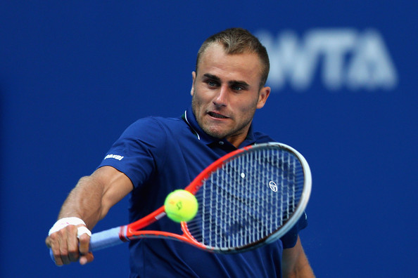 Marius Copil deschide seria de meciuri din Cupa Davis dintre Romania si Slovenia