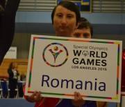 Echipa Special Olympics Romania a incheiat cu succes jocurile mondiale de vara de la Los Angeles