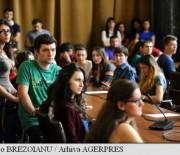 """Tineri din cinci tari, la Bucuresti, pentru proiectul """"European Citizens, Global Citizens"""""""