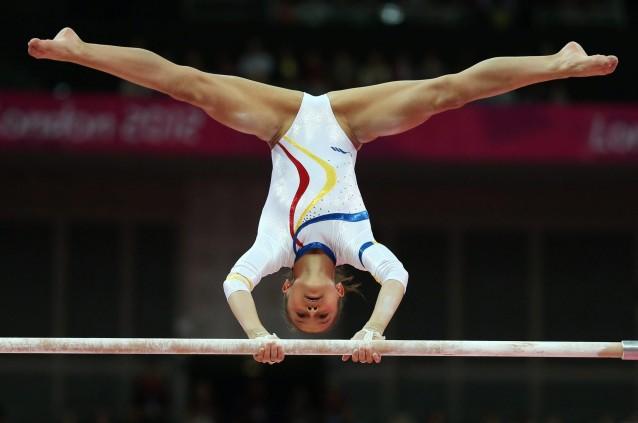 Europeanul de gimnastica este in pericol