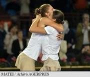 Irina Begu si Monica Niculescu s-au calificat in finala de dublu feminin de la Moscova (WTA)