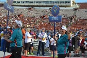 Romania, 7 medalii de aur la Special Olympics World Games