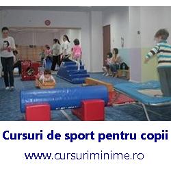 La ce varsta incep copiii un sport de performanta