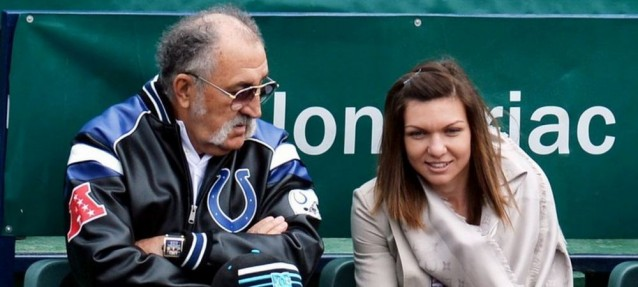 Ion Tiriac are incredere in jocul Simonei Halep la Rio