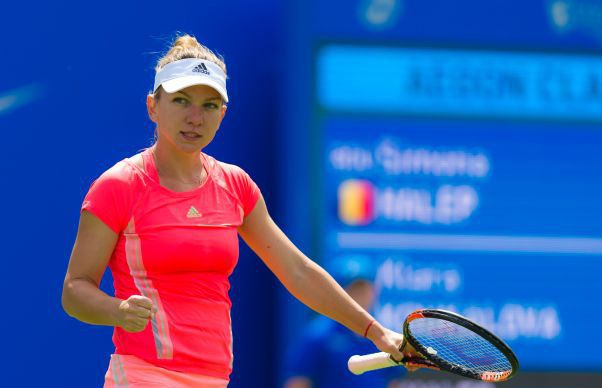 Simona Halep se mentine pe locul 2 in clasamentul WTA