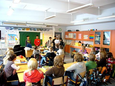 Finlanda renunta la materiile traditionale din scoli
