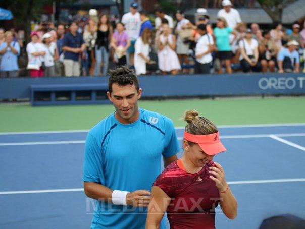 O noua victorie la dublu mixt la US Open pentru SImona Halep si Horia Tecau