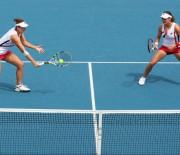 Cristina Adamescu si Oana Simion merg in semifinale la dublu la Casablanca