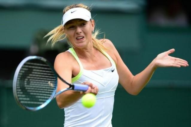 Maria Sarapova nu participa la China Open